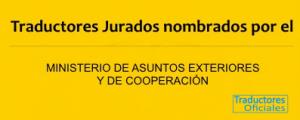 Traductor Jurado Japonés Madrid